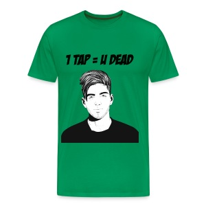 812 : kelly green - Men's Premium T-Shirt