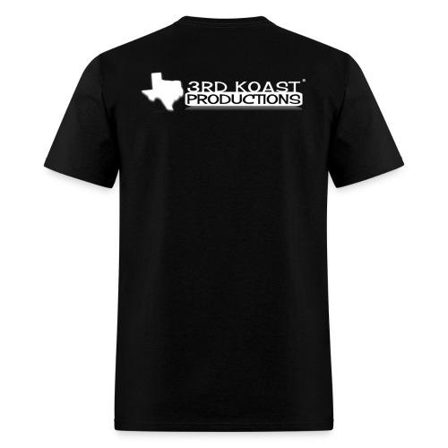 Men's Black DLTK T-Shirt - Men's T-Shirt