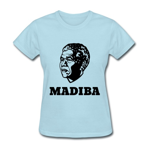 Madiba (Mandela) - Women's T-Shirt
