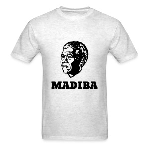 Madiba (Mandela) - Men's T-Shirt