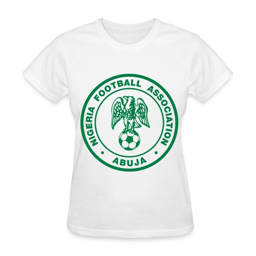 Nigeria Football Federation (Super Eagles) - Women's T-Shirt