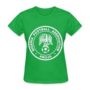 Nigeria Football Federation (Super Eagles) - Women's T-Shirt