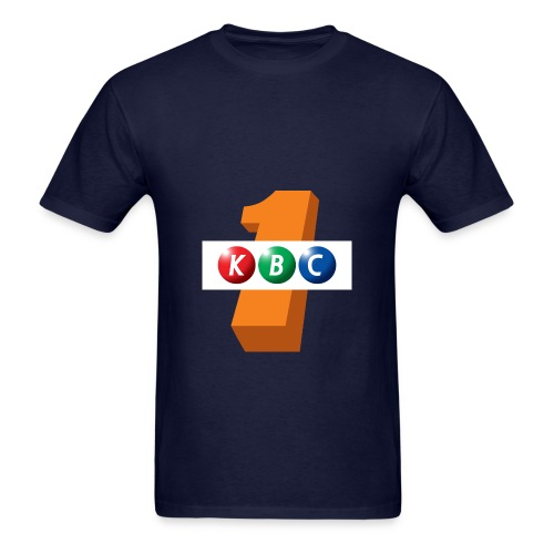 KBC Channel 1 - Men's T-Shirt