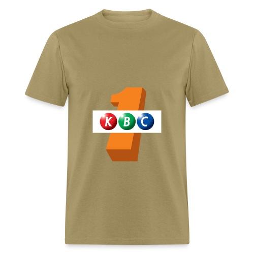 KBC Channel 1 - Men's T-Shirt