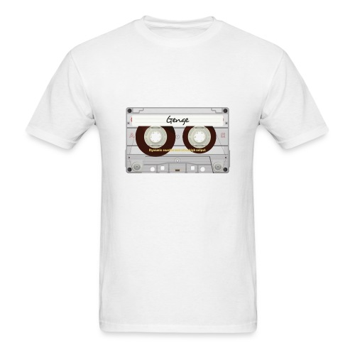 Genge Mixtape - Men's T-Shirt