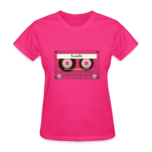 Kwaito Mixtape - Women's T-Shirt