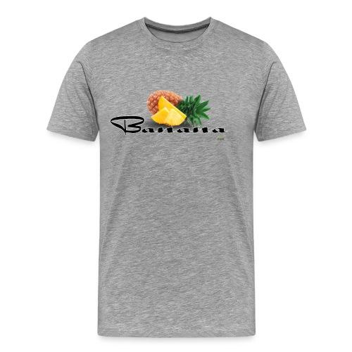 Mixed Fruit Banana - Premium shirt - Men's Premium T-Shirt