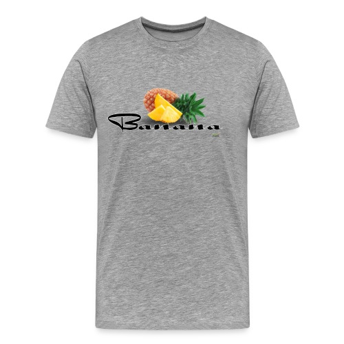 Mixed Fruit Banana - Premium shirt - Men's Premium T-Shirt