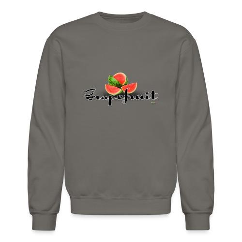 Mixed Fruit Grapefruit - Sweatshirt - Crewneck Sweatshirt