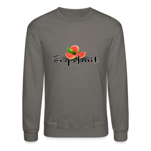 Mixed Fruit Grapefruit - Sweatshirt - Crewneck Sweatshirt