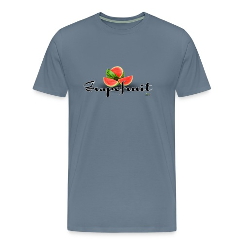 Mixed Fruit Grapefruit - Premium shirt - Men's Premium T-Shirt