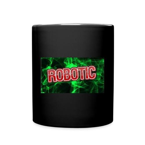 RoboTicLogoMg - Full Color Mug