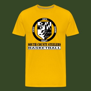 South County bball - Men's Premium T-Shirt