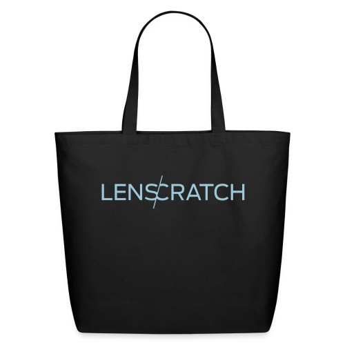 LENSCRATCH Tote - Eco-Friendly Cotton Tote