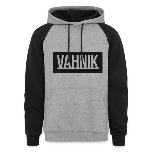 Vahnik Hoodie - Colorblock Hoodie