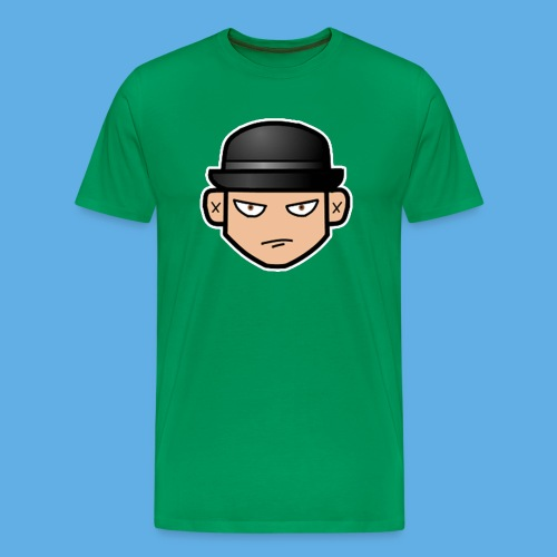 TomTRG Icon Design Male T-Shirt - Men's Premium T-Shirt