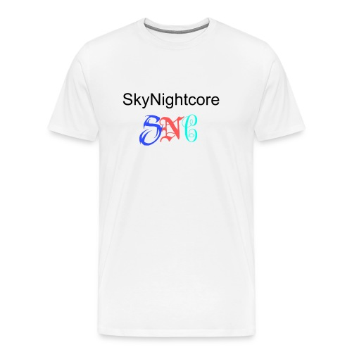 Men SNC Shirt - Men's Premium T-Shirt