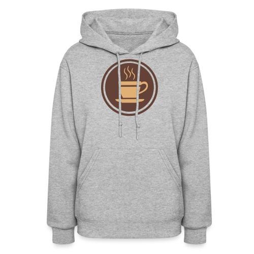 Women's Coffee Hoodie - Women's Hoodie