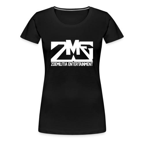Woman's ZME Shirt Black - Women's Premium T-Shirt