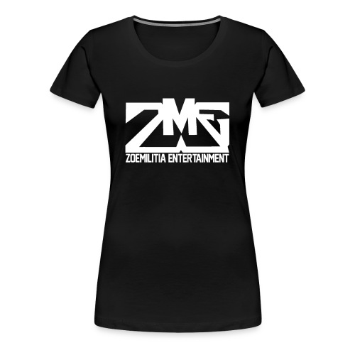 Woman's ZME Shirt Black - Women's Premium T-Shirt