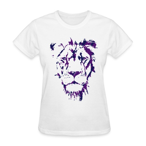 Women's Lion Pride T-Shirt - Women's T-Shirt