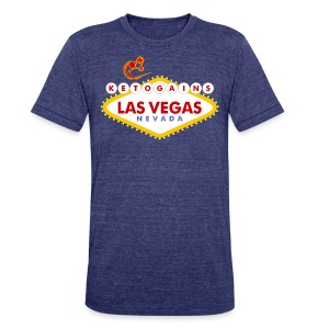 Las Vegas Seminar Unisex T-Shirt: Help us Fund Future Seminars! - Unisex Tri-Blend T-Shirt by American Apparel