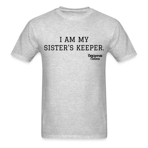 Mens Sister's Keeper Tee - Men's T-Shirt