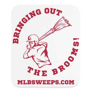 MLBSweeps.com Mousepad - Mouse pad Vertical