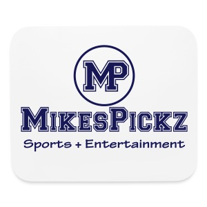 MikesPickz Mousepad - Mouse pad Horizontal