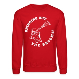 MLBSweeps Crewneck Sweatshirt - Crewneck Sweatshirt