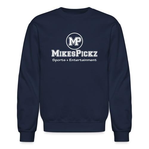 MikesPickz Crewneck Sweatshirt - Crewneck Sweatshirt