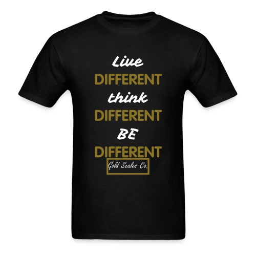 DIFFERENT TEE - Men's T-Shirt
