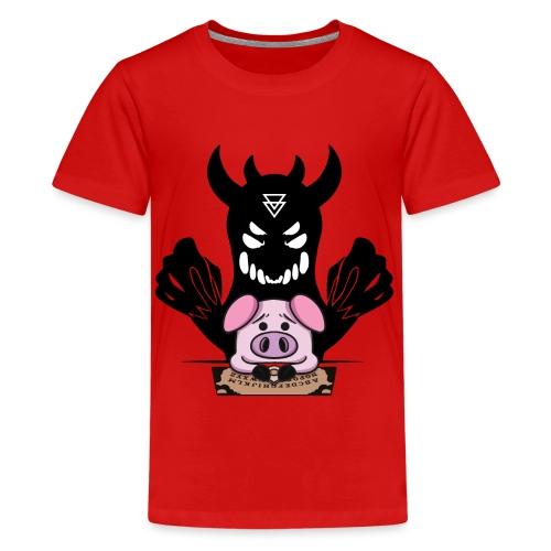 Children's Slapped Ham Ouija Tee - Kids' Premium T-Shirt