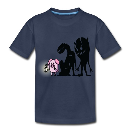 Children's Slapped Ham Monster Tee - Kids' Premium T-Shirt