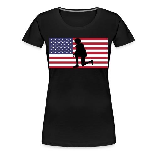 Kaeperflag - Women's Premium T-Shirt