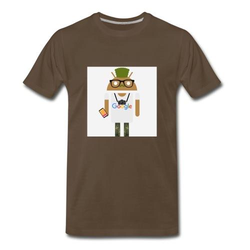 AndroideMunCol - Men's Premium T-Shirt