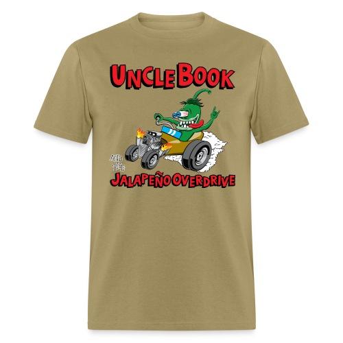 Mens Shirt Khaki - Men's T-Shirt