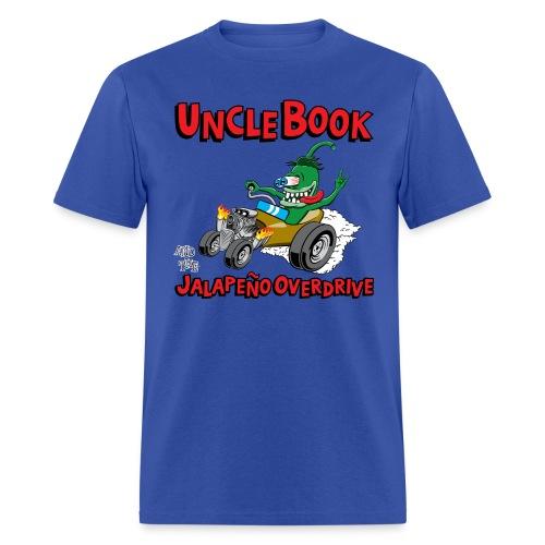 Mens Shirt Royal Blue - Men's T-Shirt