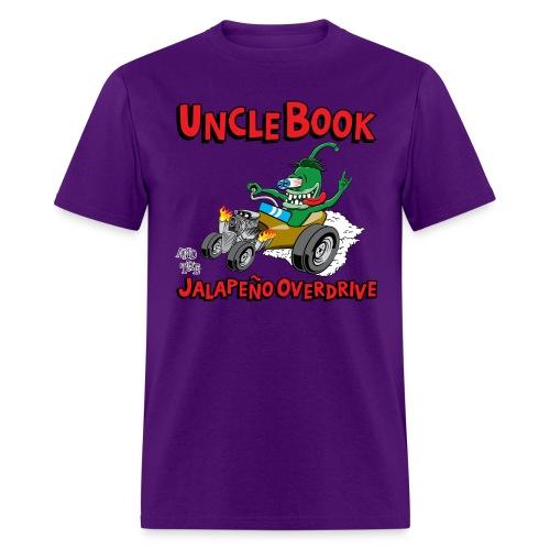 Mens Shirt Purple - Men's T-Shirt
