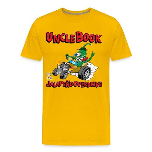 Men's Premium Shirt Yellow - Men's Premium T-Shirt