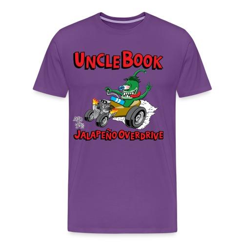 Men's Premium Shirt Purple - Men's Premium T-Shirt