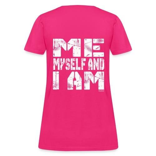 Cross Trainer Tees - Women's T-Shirt