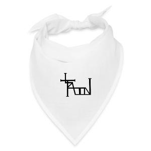 #LTRN Symbol Bandana [WHITE] - Bandana