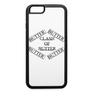 Butter I-Phone 6/6s Rubber Case  - iPhone 6/6s Rubber Case
