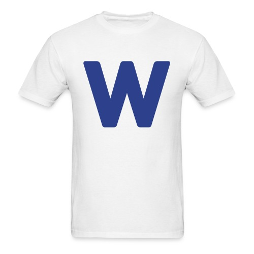 Cubs Win T-shirt - Men's T-Shirt