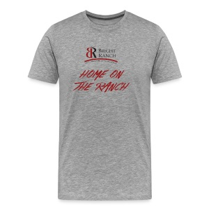 Home on the Ranch - Men's Premium T-Shirt