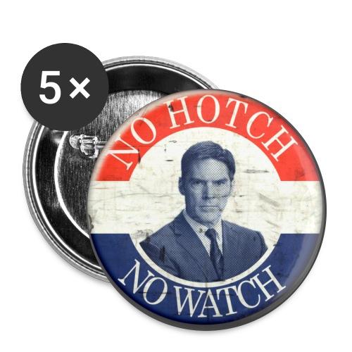 No Hotch No Watch Button - Large Buttons