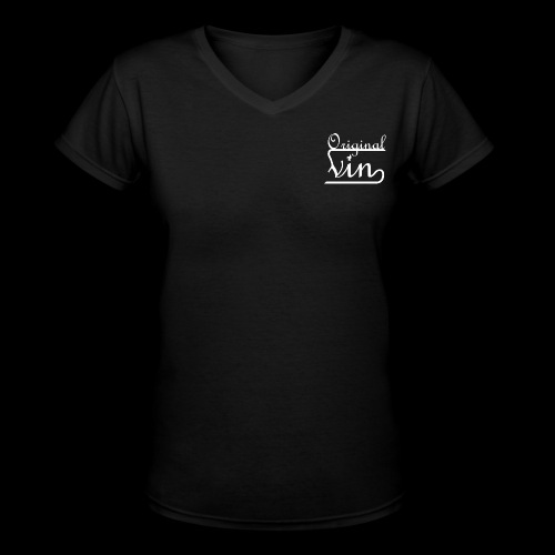 Vin Original Women's V Neck - Women's V-Neck T-Shirt
