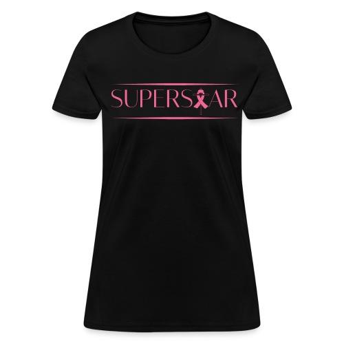 SUPERSTAR - WOMEN'S SHORT SLEEVE - Women's T-Shirt
