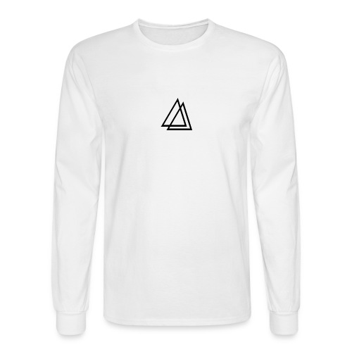 Entropy Black Logo Long Sleeve - Men's Long Sleeve T-Shirt